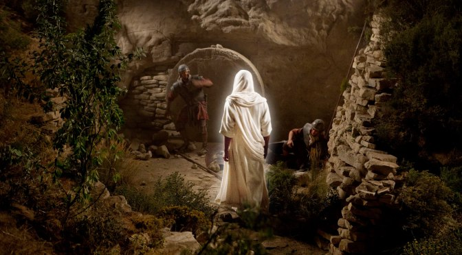 A LOOK BACK: SON OF GOD: Easter Sunday