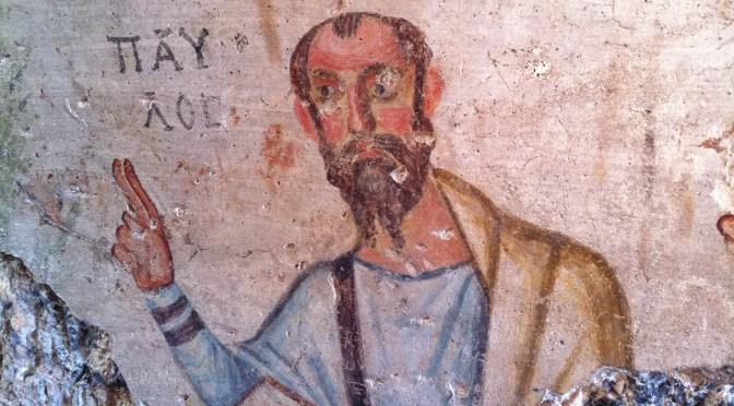 Understanding Paul, part 1