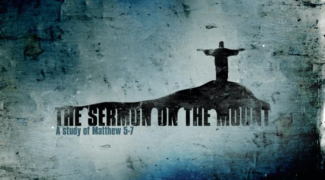 The Sermon, part 7: First Antithesis