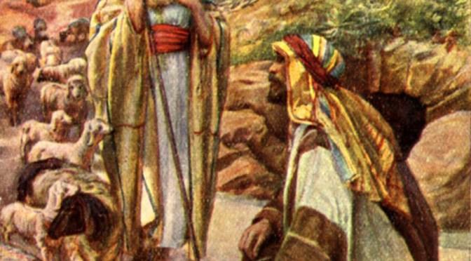 A LOOK BACK: God's People, part 12: Jacob