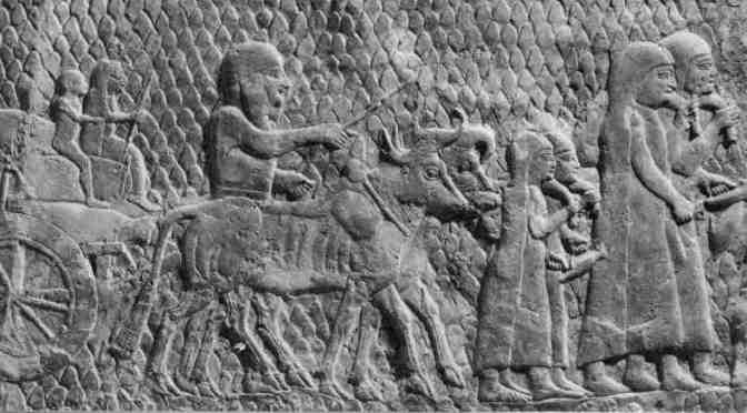 God's People, part 28: Conquest