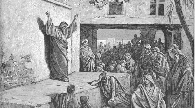 God's People, part 86: Micah