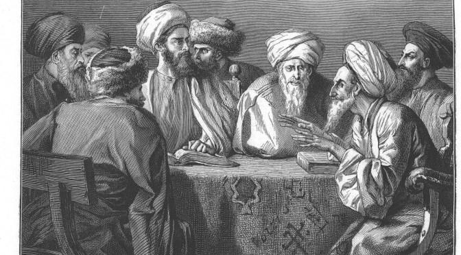 God's People, part 126: Herodians