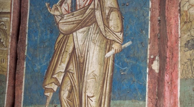God's People, part 173: Bar Alphaeus