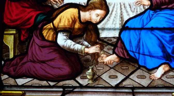 God's People, part 180: Mary of Bethany