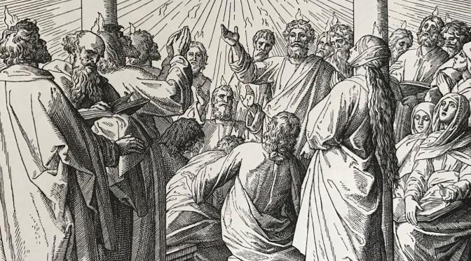 God's People, part 257: Judas Barsabbas