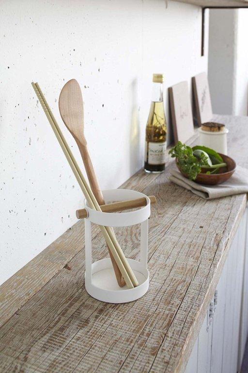 YAMAZAKI Home Tosca Tool Stand, White