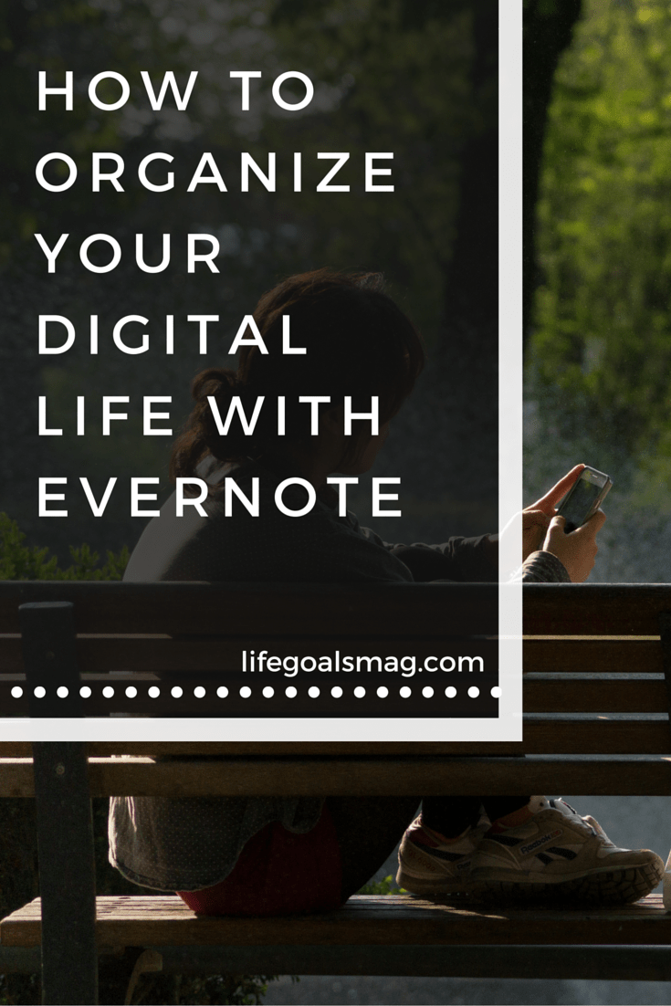 evernote-organization