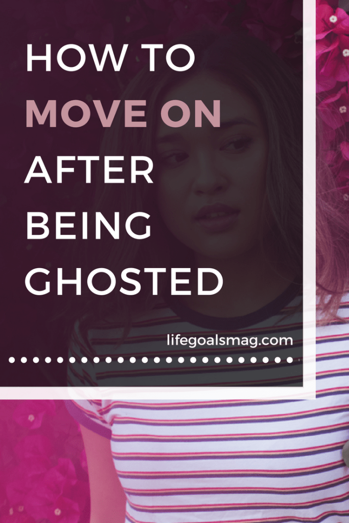 How to move on after being ghosted