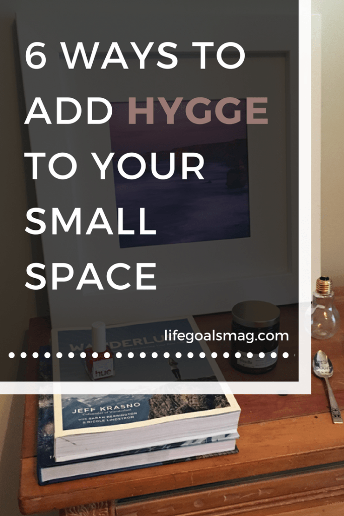 how to add hygge to your small home