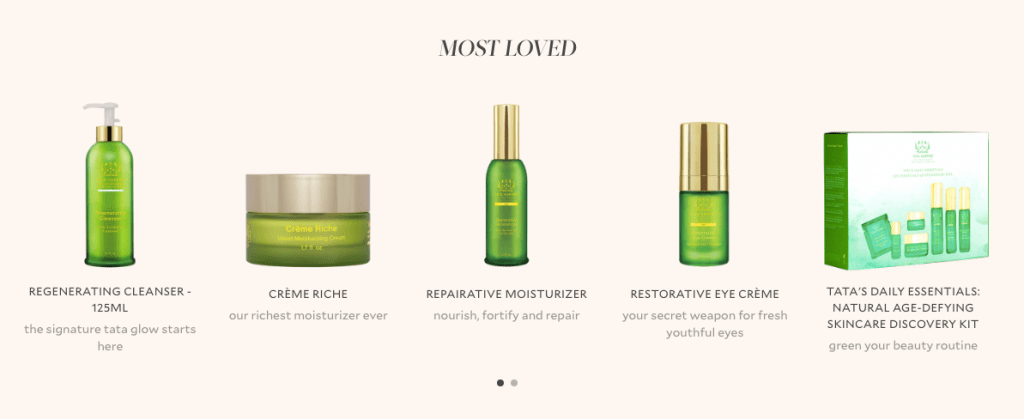 Tata Harper, Clean Beauty Recommendation For Natural Skincare
