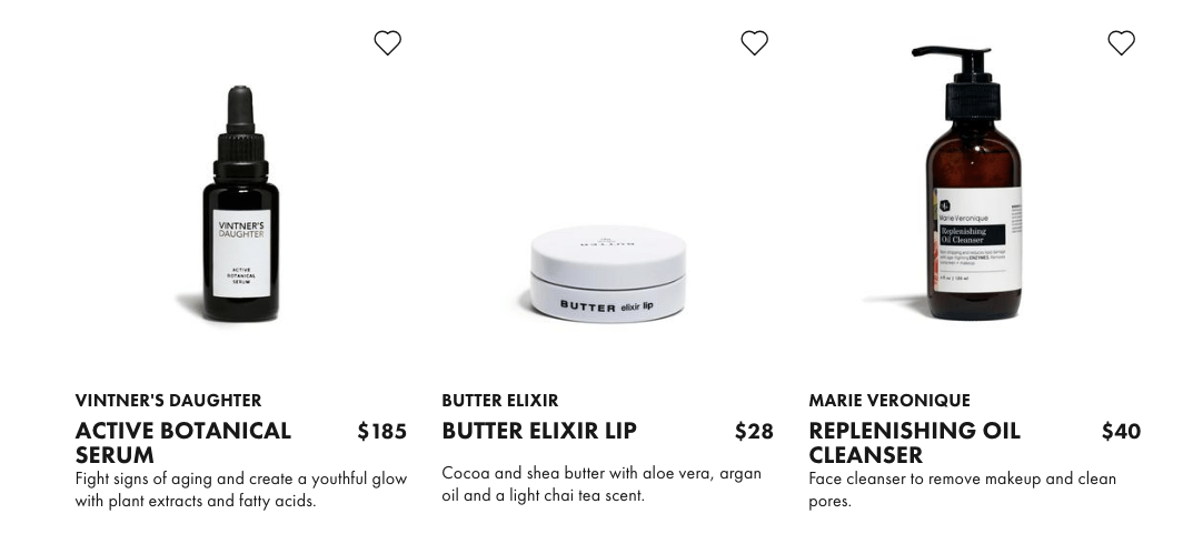 CAP beauty for wellness enthusiasts