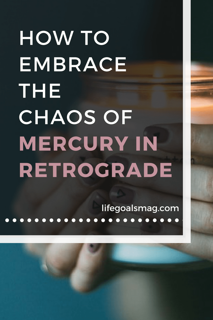 how to survive when mercury is in retrograde