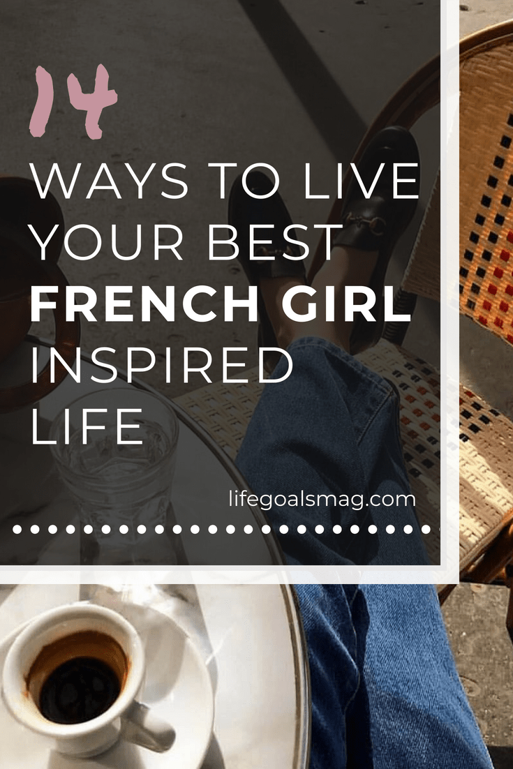 tips for living like a french girl, effortless Parisian style