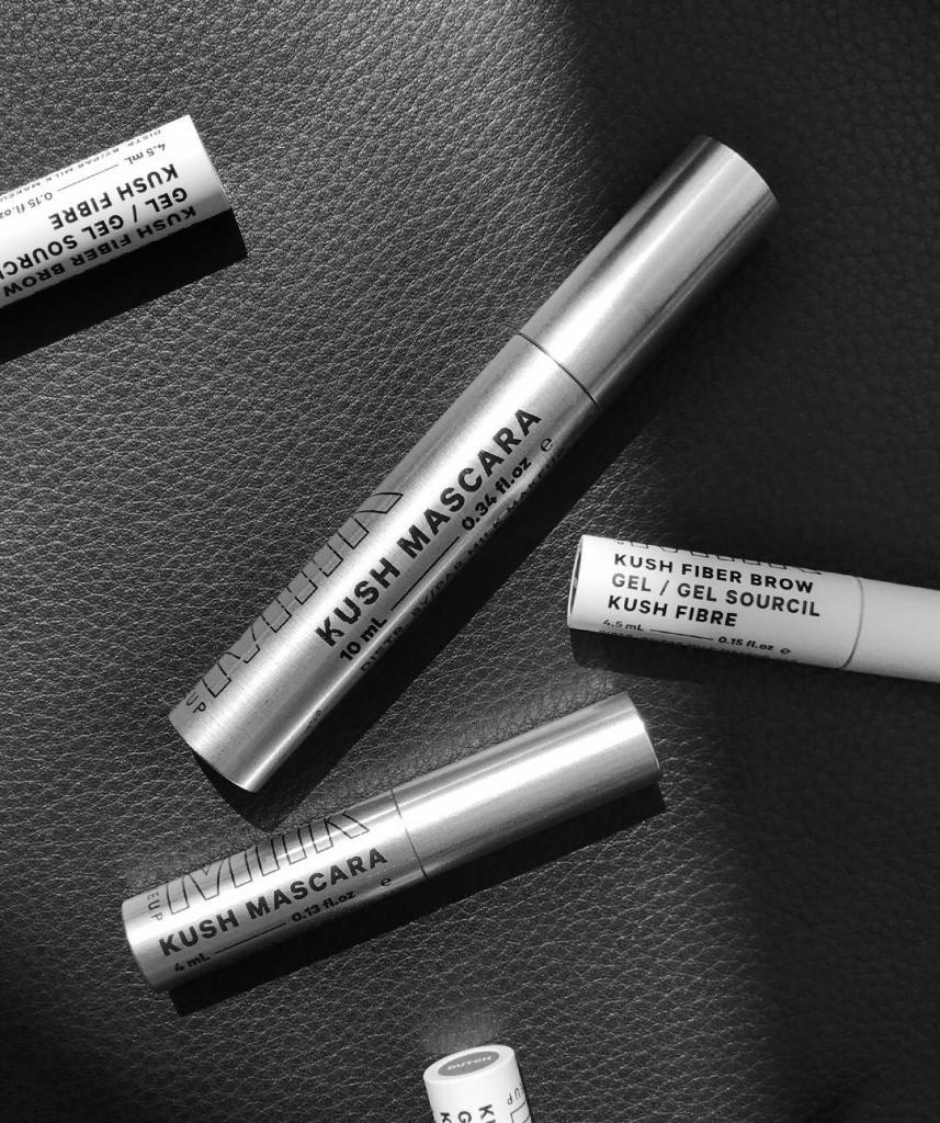 CBD infused mascara? Kush Macara from Milk Makeup is a great way to combine beauty and health