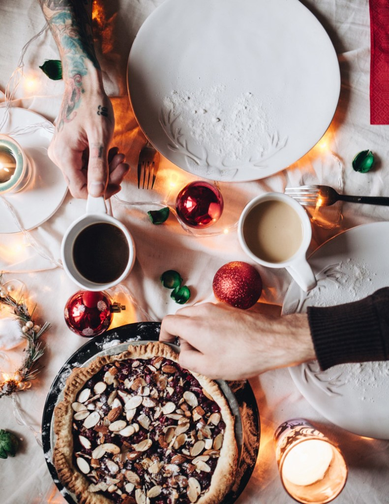 get rid of the food guilt over the holidays