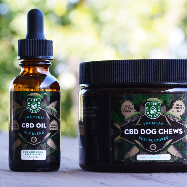 cbd oil for pets and cbd dog treats beef