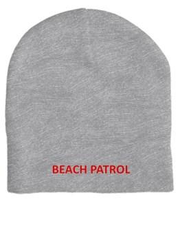 Ocean Dogs Beach Patrol Skull Cap
