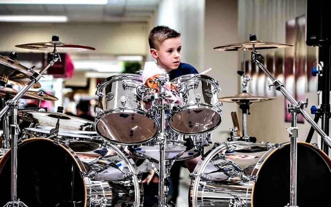 Pet bubnjarskih setova za početnike