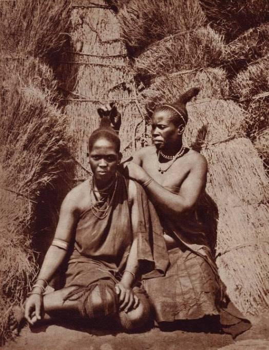 deo africke kulture-zulu