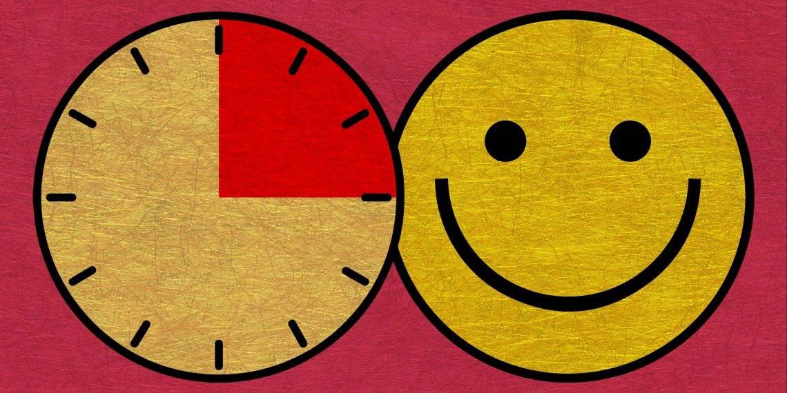 Kako postati srećan za svega 15 minuta