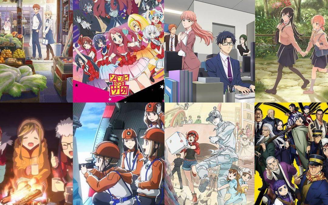 Još 5 animea koje bi trebalo da pogledate