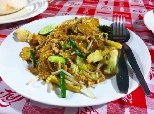 Пад-тай, тайская кухня