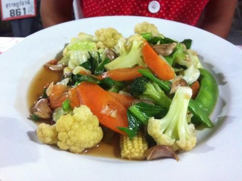 Stir-fried, тайская кухня, рецепты
