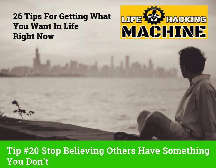believe in yourself lifhacks blog life hacking machine