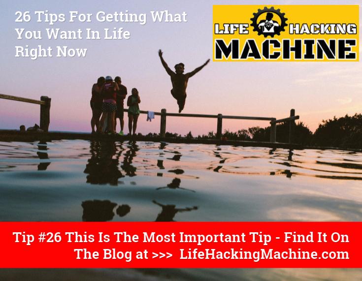 lifehackingmachine.com blog lifehacks tips