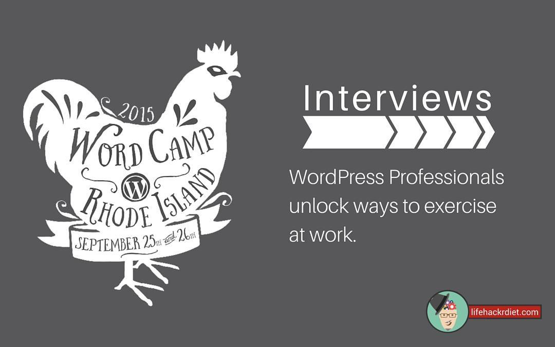 WordPress Professionals unlock ways to exercise at work