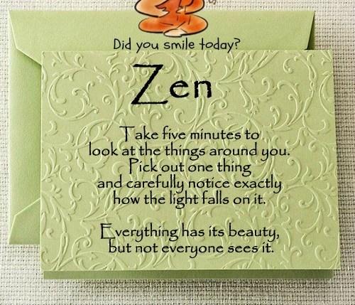 zen lifehcksforhappiness