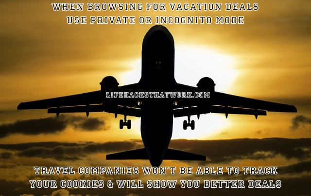 get the best vacation deals