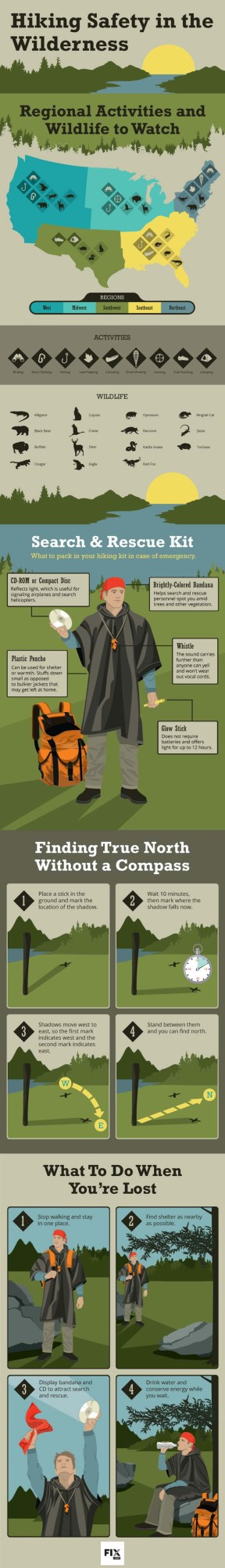 Hiking Safety Tips