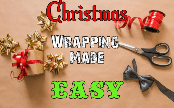 time saving wrapping tips
