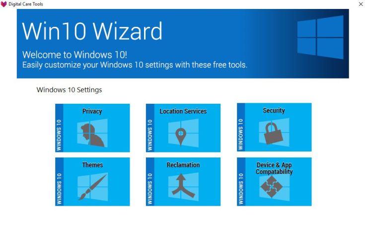 Win 10 Wizard