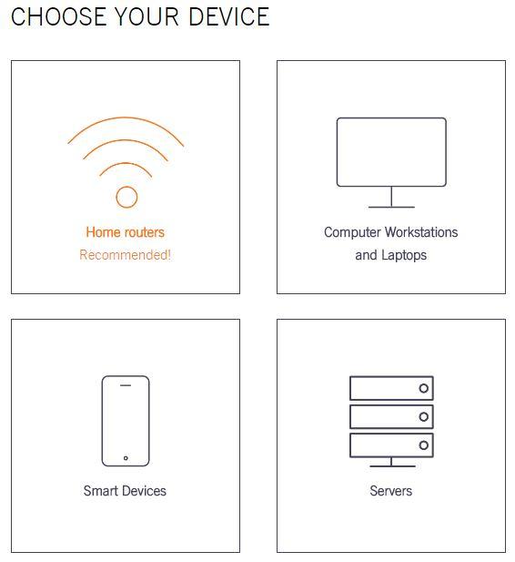 Block Websites - Home Router