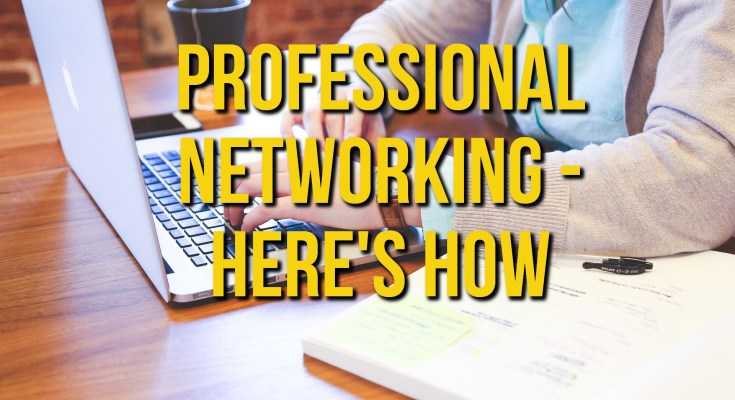 Professional Networking Featured