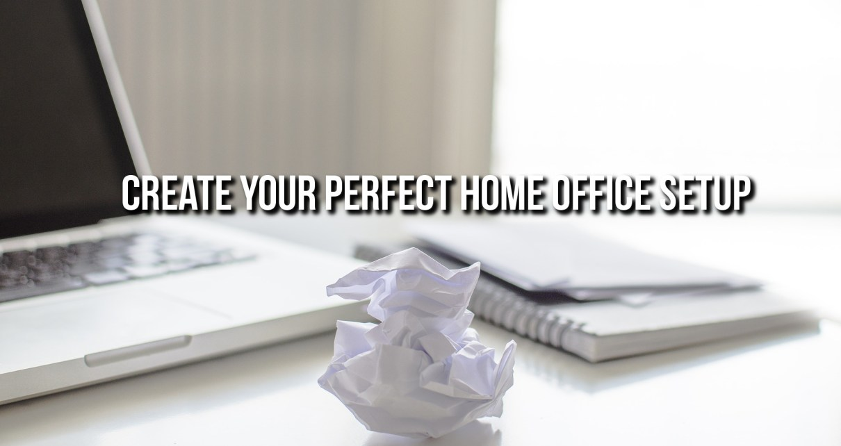 creating the perfect home office