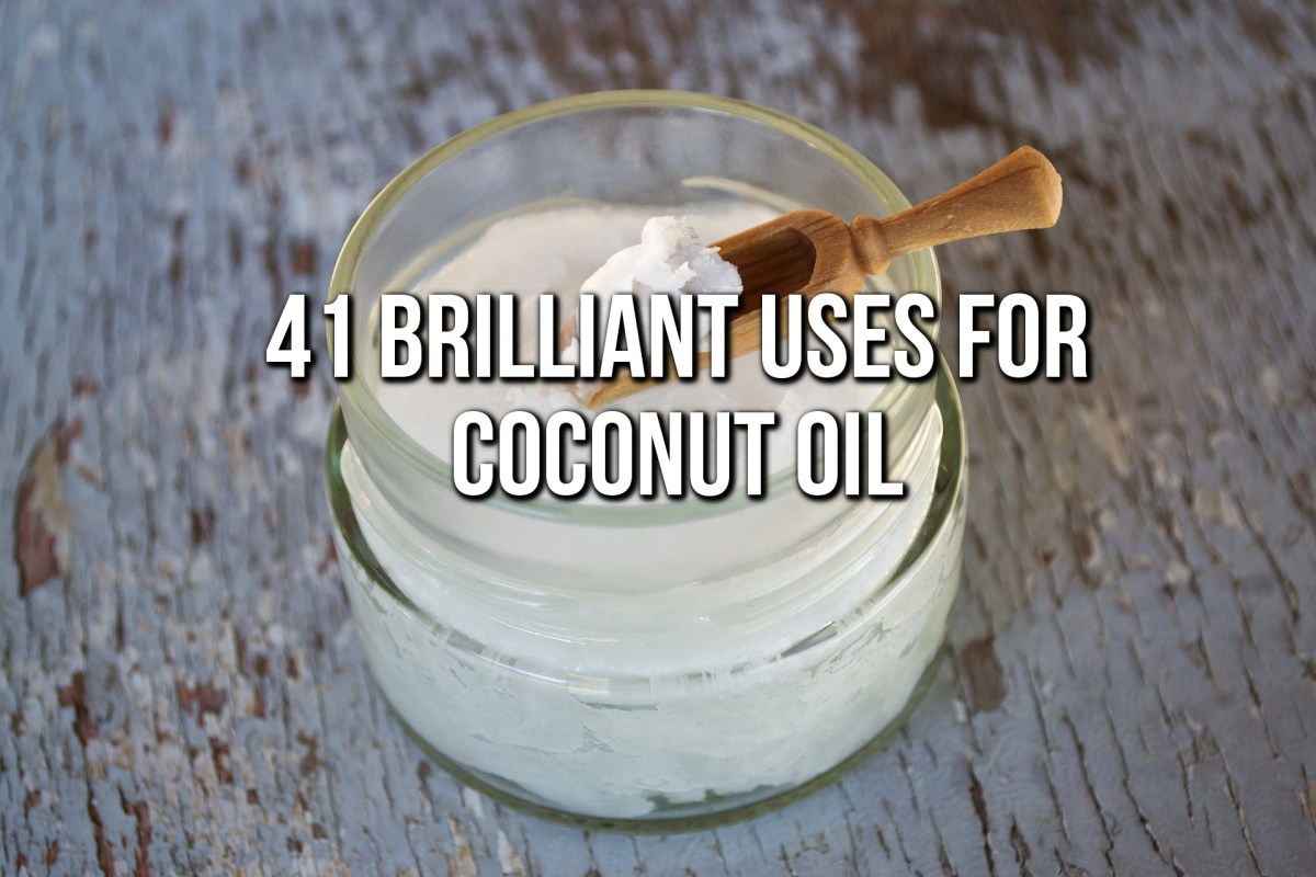 41 Coconut Oil Uses You Should Try