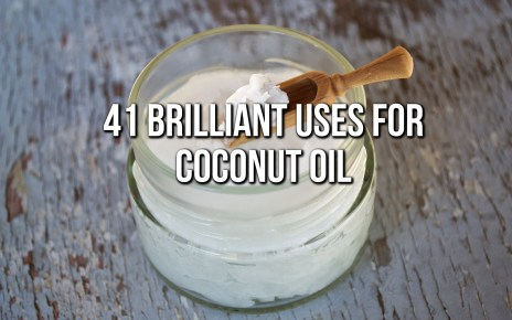 Coconut Oil Uses Featured
