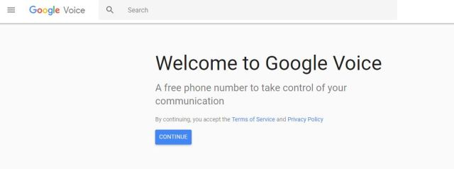 Google Voice - Keep Your Identity Safe