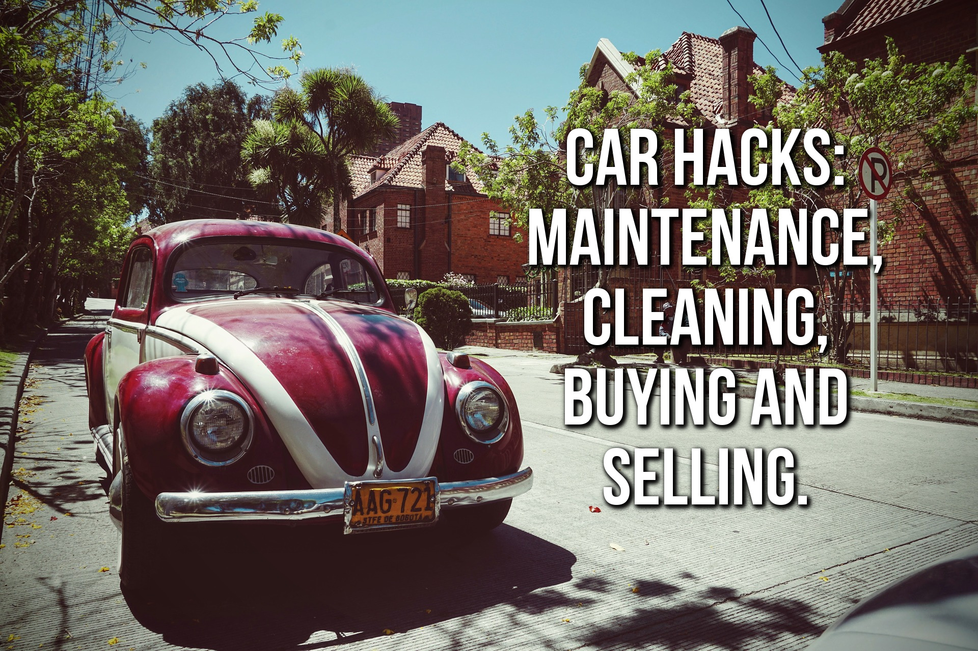 Cars Hacks - Car Maintenance, Cleaning, Buying And More - Life Hacks
