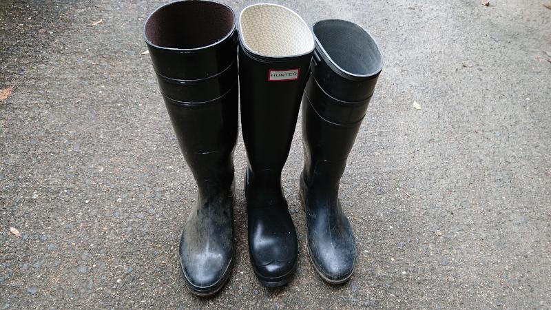 長靴の比較