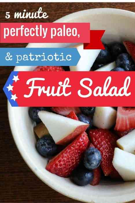 whole30 fruit salad