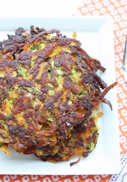 whole30 sweet potato latkes