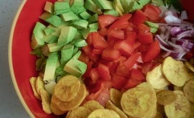 whole30 taco salad