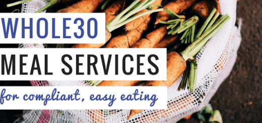 whole30 meal services
