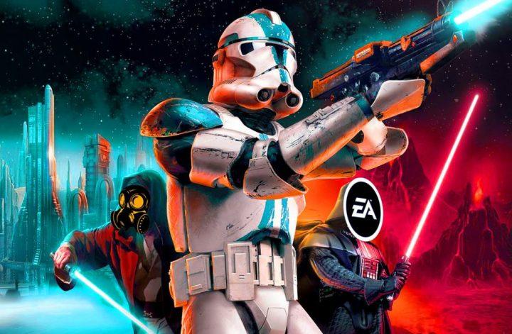 Battlefront 2 poster