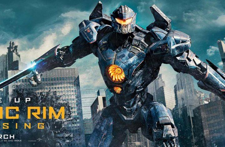 Jaeger Pacific Rim Uprising poster